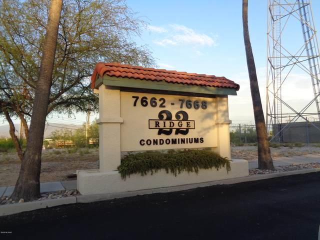 7666 E 22nd Street #36, Tucson, AZ 85710 (#22017058) :: Luxury Group - Realty Executives Arizona Properties