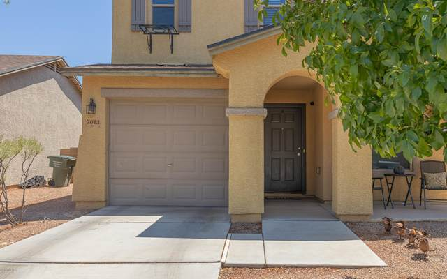 7013 S Blueeyes Drive, Tucson, AZ 85756 (#22017064) :: Long Realty - The Vallee Gold Team