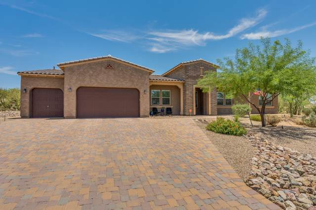 11852 N Luzon Court, Tucson, AZ 85737 (#22017070) :: Long Realty - The Vallee Gold Team