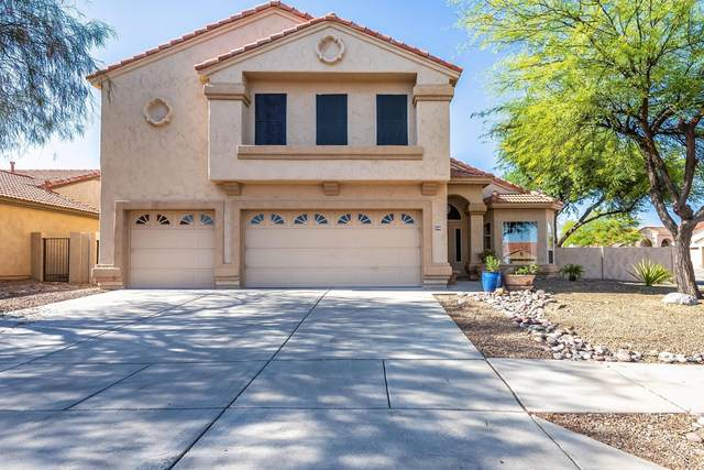 890 W Silver Hill St, Oro Valley, AZ 85737 (#22017072) :: Long Realty - The Vallee Gold Team