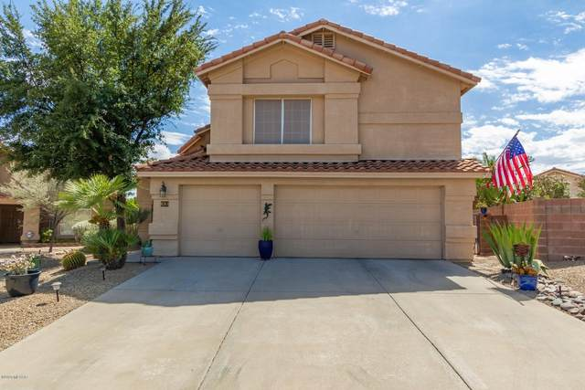 693 W Calle Alta Loma, Tucson, AZ 85737 (#22017073) :: Long Realty - The Vallee Gold Team