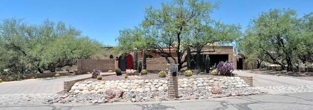 5257 N Stonehouse Place, Tucson, AZ 85750 (#22017076) :: Long Realty Company
