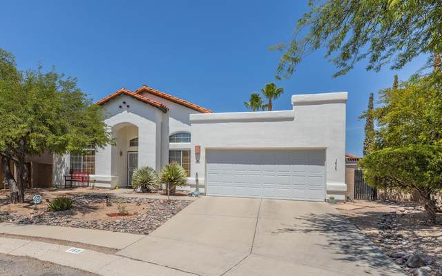 152 N Fenceline Drive, Tucson, AZ 85748 (#22017085) :: Long Realty - The Vallee Gold Team