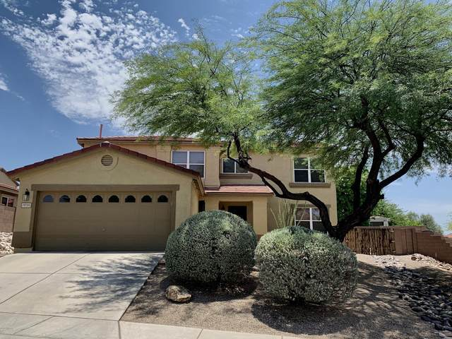 13726 E Shadow Pines Lane, Vail, AZ 85641 (#22017091) :: Long Realty - The Vallee Gold Team