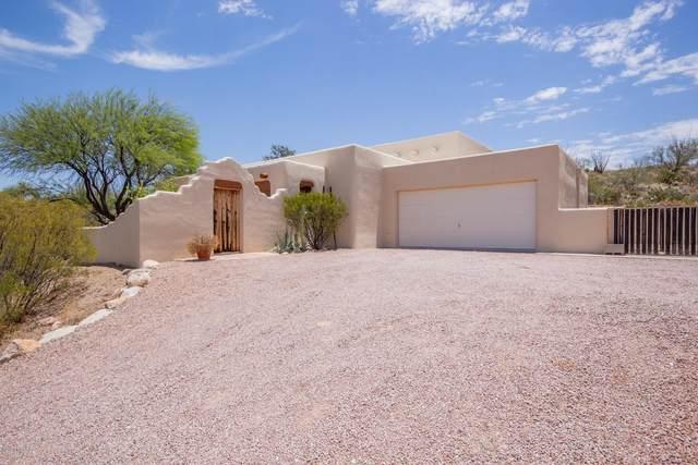 4941 W Placita De Los Vientos, Tucson, AZ 85745 (#22017095) :: Long Realty Company