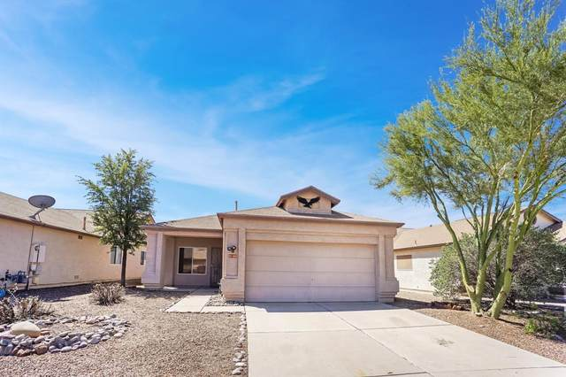9144 E Rainsage Street, Tucson, AZ 85747 (#22017100) :: Long Realty - The Vallee Gold Team
