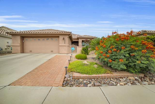302 W Hopkins Vista Drive, Green Valley, AZ 85614 (#22017125) :: Long Realty - The Vallee Gold Team