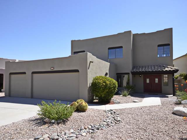 12821 N Bandanna Way, Oro Valley, AZ 85755 (#22017129) :: Long Realty - The Vallee Gold Team