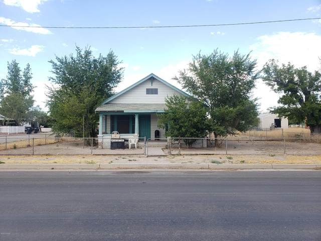 243 E Maley 120 N 1St Avenue, Willcox, AZ 85643 (#22017143) :: Long Realty - The Vallee Gold Team