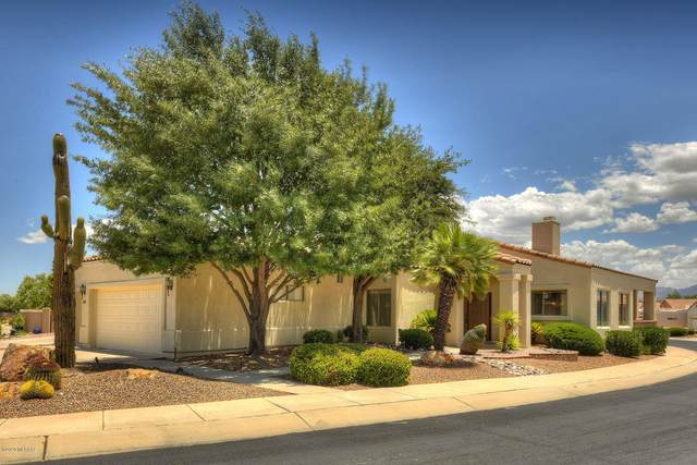 3477 S Abrego Drive, Green Valley, AZ 85614 (#22017144) :: Long Realty - The Vallee Gold Team