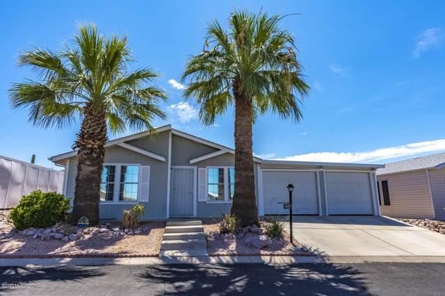 3491 S Feldspar Avenue, Tucson, AZ 85735 (#22017146) :: Long Realty Company