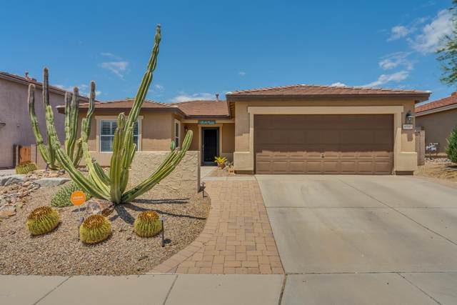 10907 S Camino San Clemente, Vail, AZ 85641 (#22017148) :: Long Realty - The Vallee Gold Team