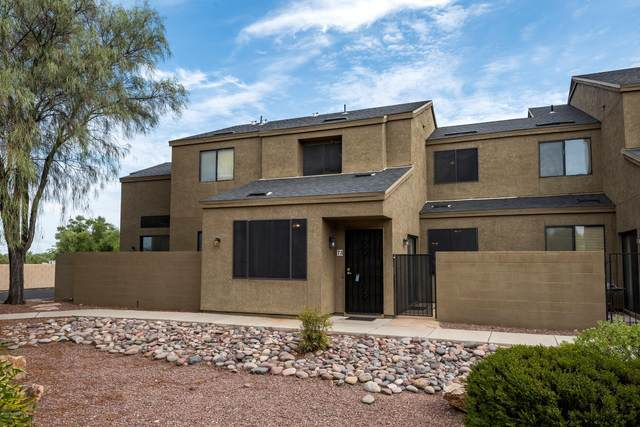 1255 E Weimer Circle #73, Tucson, AZ 85719 (#22017149) :: Long Realty - The Vallee Gold Team
