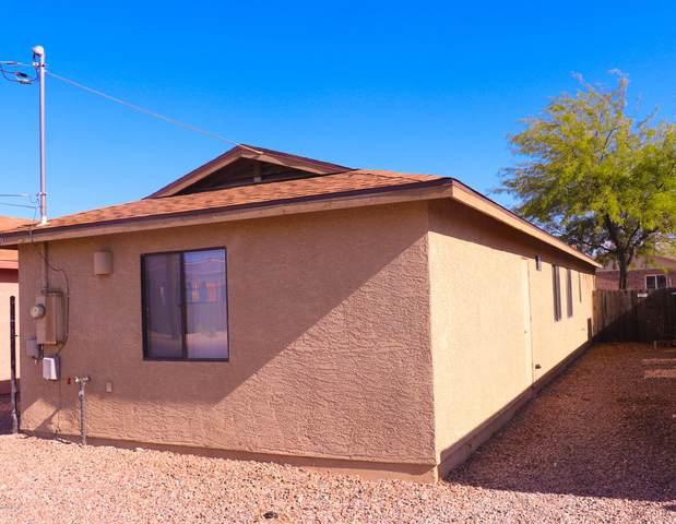 839 W Calle Matus, Tucson, AZ 85705 (#22017151) :: Long Realty Company