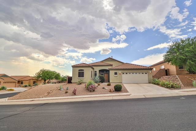 10740 S Miralago Drive, Vail, AZ 85641 (#22017152) :: Long Realty - The Vallee Gold Team