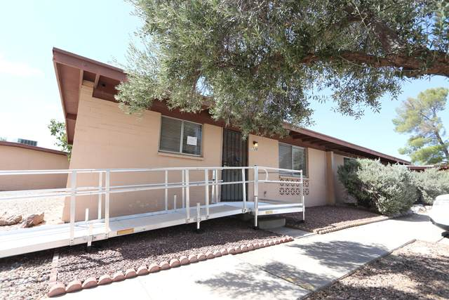 1528 W Knox Street, Tucson, AZ 85705 (#22017155) :: Long Realty - The Vallee Gold Team