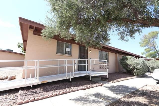 1528 W Knox Street, Tucson, AZ 85705 (#22017155) :: Luxury Group - Realty Executives Arizona Properties