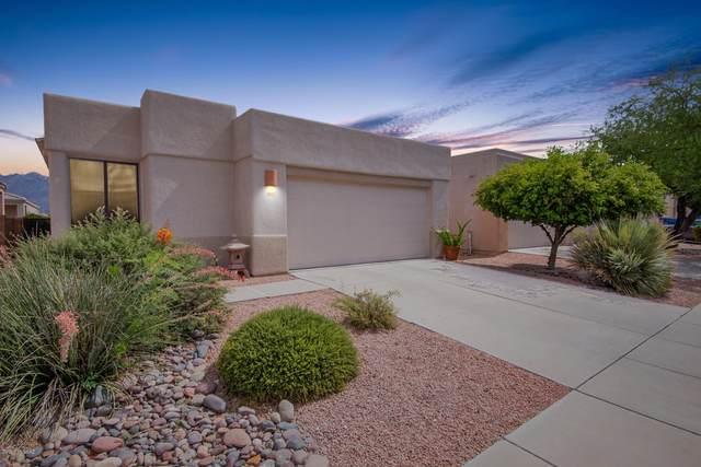 7357 E Calle De La Eternidad, Tucson, AZ 85715 (#22017158) :: Long Realty - The Vallee Gold Team