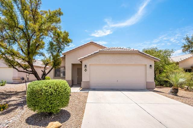 2650 W Cezanne Circle, Tucson, AZ 85741 (#22017167) :: Long Realty - The Vallee Gold Team
