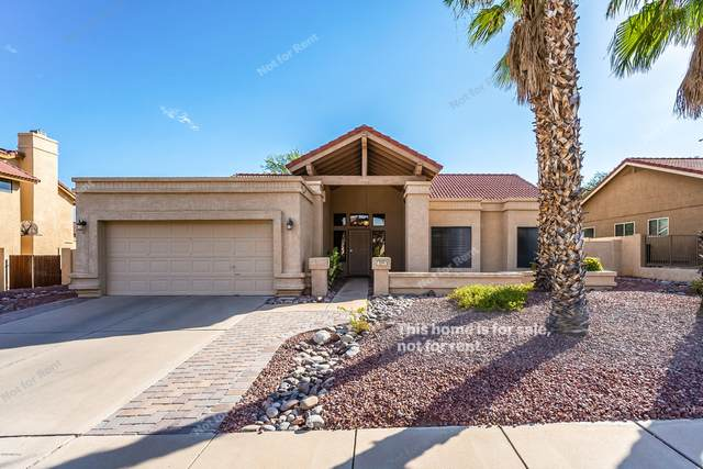 1091 W Bullion Place, Tucson, AZ 85737 (#22017168) :: Long Realty - The Vallee Gold Team