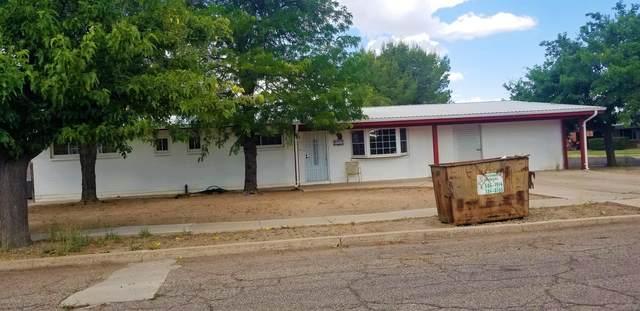 207 W Granada Street, Willcox, AZ 85643 (#22017194) :: Long Realty - The Vallee Gold Team