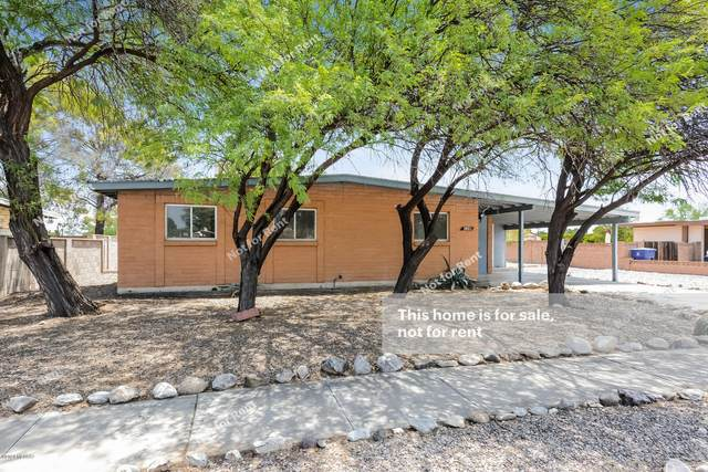 3021 S Marc Drive, Tucson, AZ 85730 (#22017201) :: Realty Executives Tucson Elite