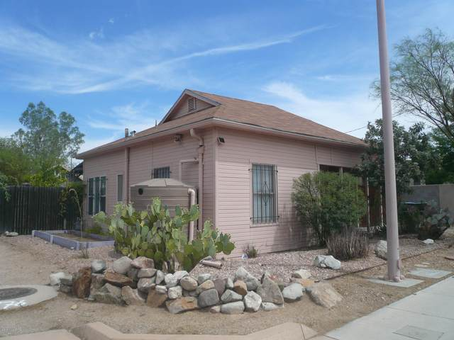 150 N Highland Avenue, Tucson, AZ 85719 (#22017208) :: Long Realty - The Vallee Gold Team