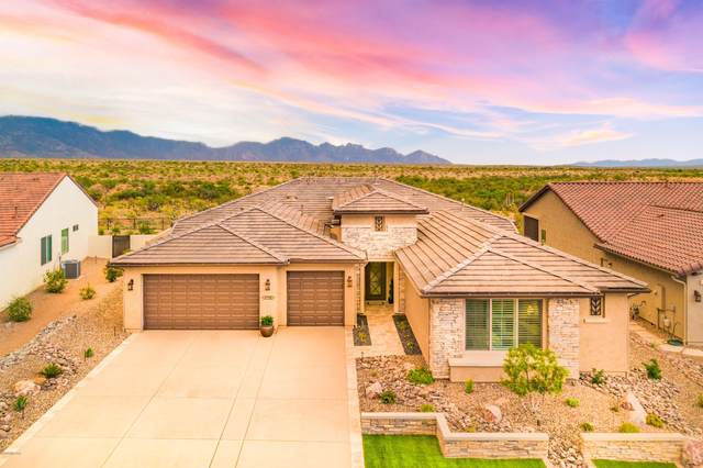 61705 E Happy Jack Trail, Oracle, AZ 85623 (#22017209) :: Long Realty - The Vallee Gold Team