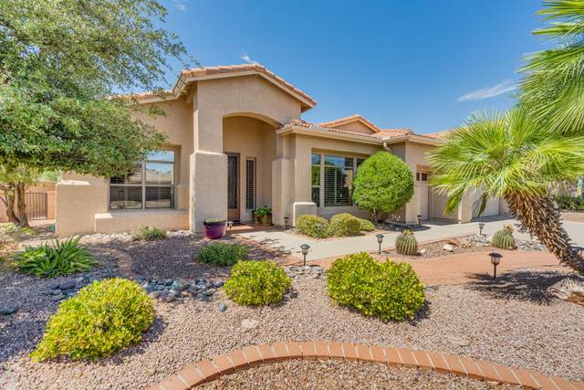 2171 E Cypress Canyon Drive, Green Valley, AZ 85614 (#22017211) :: AZ Power Team | RE/MAX Results