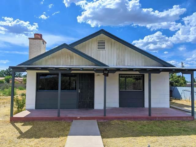 242 N Curtis Avenue, Willcox, AZ 85643 (#22017227) :: Long Realty - The Vallee Gold Team