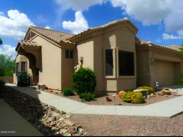 13401 N Rancho Vistoso Boulevard #120, Oro Valley, AZ 85755 (#22017234) :: Long Realty - The Vallee Gold Team