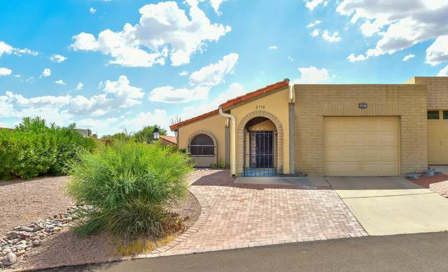 2710 S Camino Diaz, Green Valley, AZ 85622 (#22017235) :: Long Realty - The Vallee Gold Team