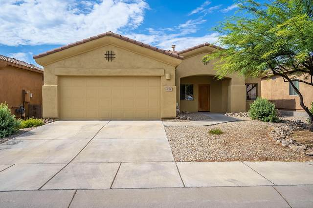 326 E Calle Albita, Green Valley, AZ 85614 (#22017239) :: AZ Power Team | RE/MAX Results