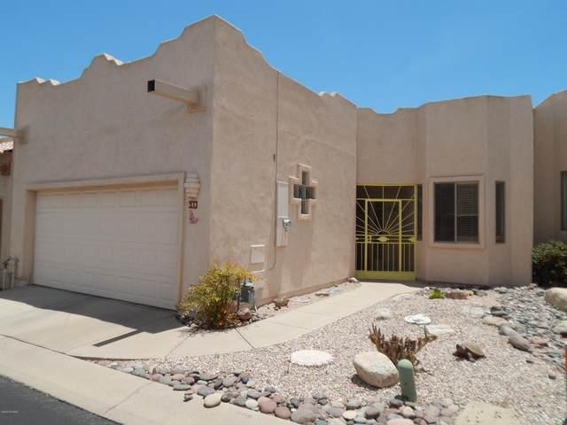 649 W Woodfield Court, Green Valley, AZ 85614 (#22017254) :: Long Realty Company