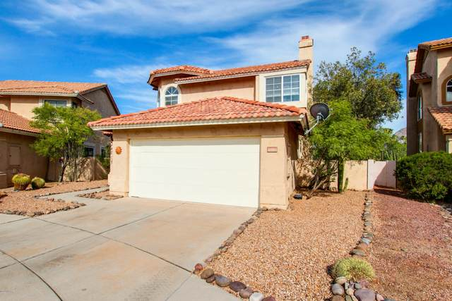 11486 N Eagle Peak Drive, Tucson, AZ 85737 (#22017258) :: Long Realty - The Vallee Gold Team