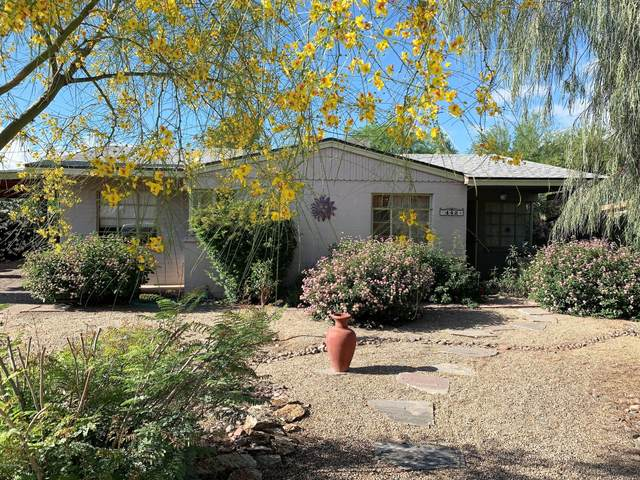 442 E Knox Drive, Tucson, AZ 85705 (#22017263) :: Keller Williams