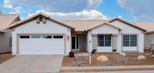 1099 S Suncove Drive, Tucson, AZ 85748 (#22017268) :: Long Realty - The Vallee Gold Team
