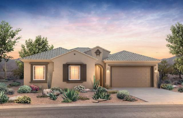 722 E Romsdalen Road, Tucson, AZ 85755 (#22017271) :: Long Realty - The Vallee Gold Team