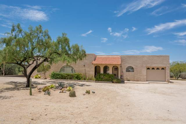 9651 N Calle Loma Linda, Tucson, AZ 85737 (#22017300) :: Long Realty - The Vallee Gold Team