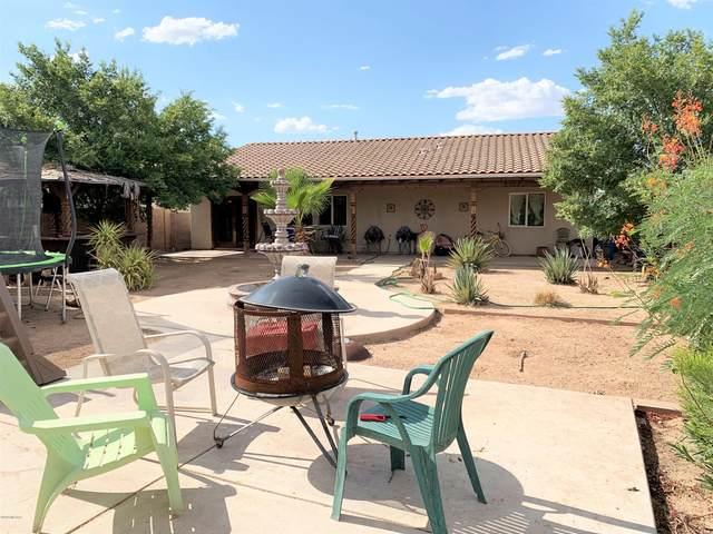 35 W Via Costilla, Sahuarita, AZ 85629 (#22017313) :: Long Realty - The Vallee Gold Team