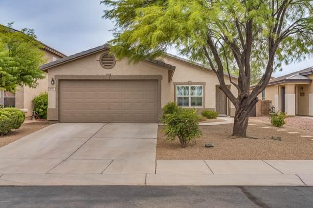 10157 N Blue Crossing Way, Tucson, AZ 85743 (#22017334) :: Long Realty Company