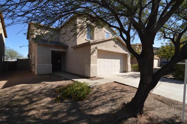 6205 E Stonechat Drive, Tucson, AZ 85756 (#22017344) :: Long Realty Company