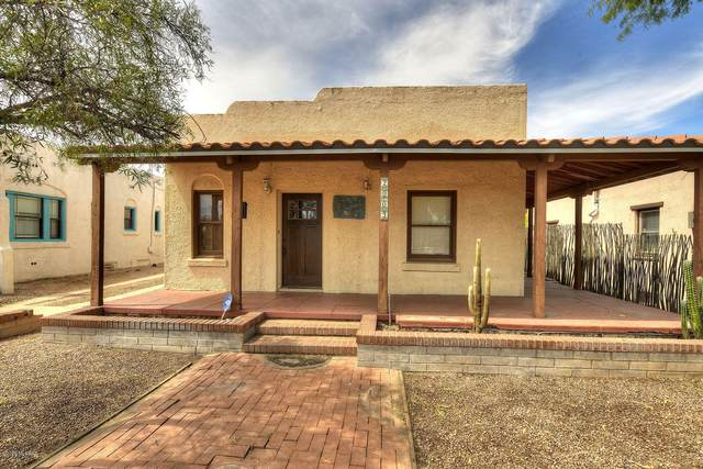 2009 E 6th Street, Tucson, AZ 85719 (#22017345) :: Long Realty Company