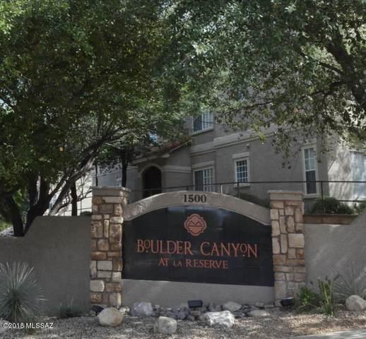 1500 E Pusch Wilderness Drive #14107, Tucson, AZ 85737 (#22017359) :: Gateway Partners