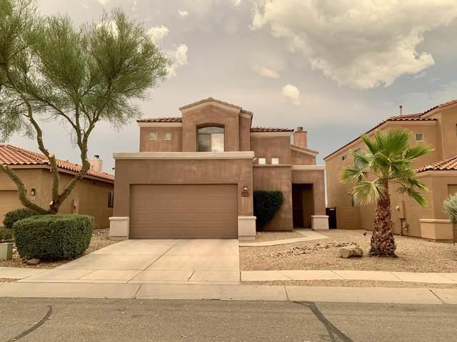 2488 N Avenida Mena, Green Valley, AZ 85614 (#22017375) :: Long Realty - The Vallee Gold Team