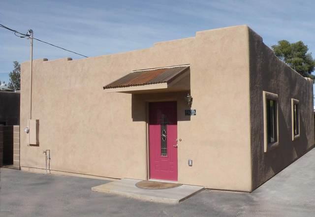 1428 E Elm Street, Tucson, AZ 85719 (#22017376) :: Gateway Partners