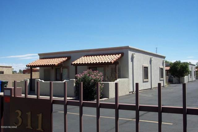 311 W Pastime Road, Tucson, AZ 85705 (#22017379) :: Long Realty - The Vallee Gold Team