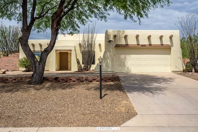 18090 S Via Del Colorete, Sahuarita, AZ 85629 (#22017381) :: Long Realty - The Vallee Gold Team