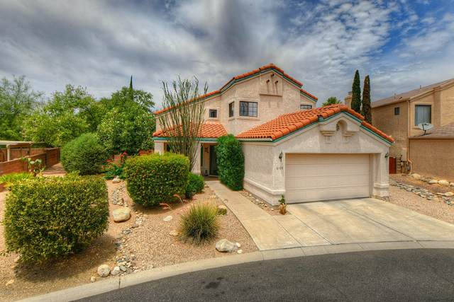 6105 N Reliance Drive, Tucson, AZ 85704 (#22017383) :: Long Realty - The Vallee Gold Team