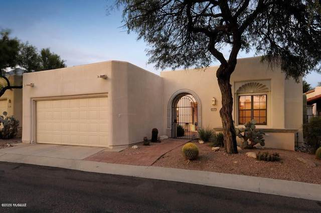 5866 N Bright Star Drive, Tucson, AZ 85718 (#22017384) :: Gateway Partners